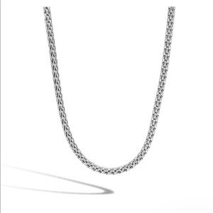 John Hardy - Classic Chain Woven Necklace